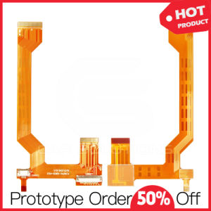 Quick Turn Flexible PCB Assembly for LED Electronics pictures & photos