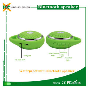 Cheap Wireless Speaker with Waterproof Bluetooth pictures & photos