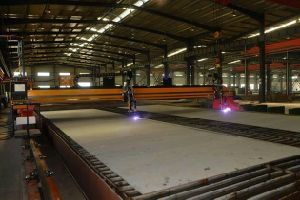 Gantry Type Hypertherm Plasma Cutting Machine 25mm Cutting Thickness Plasma Cutter pictures & photos