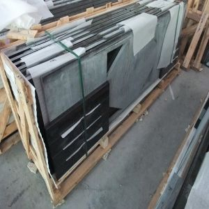Polished Black Laminate Countertops Materials