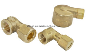 American Brass Comp Female Elbow Connector Fitting or with Nut pictures & photos