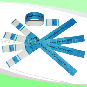 Entertainment Water-Proof Tyvek ID Wristbands Bracelet Bands (E3000-3-11) pictures & photos