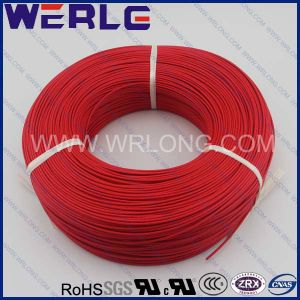 UL 3122 AWG 14 Silicone Fiberglass Braided Single Core Wire pictures & photos