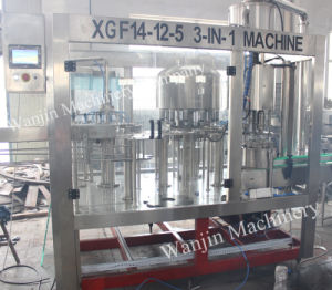 Aspectic Spring Mineral Water High Level Filling Line pictures & photos