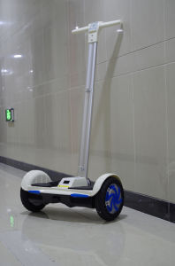 Factory Supply 8 Inch Self-Balancing Electric Scooter with Handle Bar pictures & photos