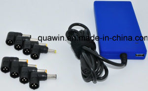 90W Multi-Function Laptop AC Adapter pictures & photos