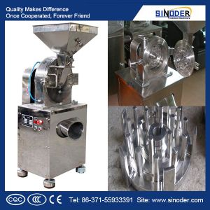 Stainless Steel Food Powder Grinder, Coffee Bean Grinder, Corn Mill pictures & photos