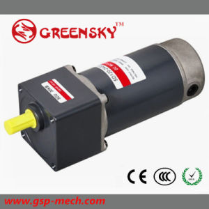 120W 90mm Gear DC Motor for Wheel Chair pictures & photos