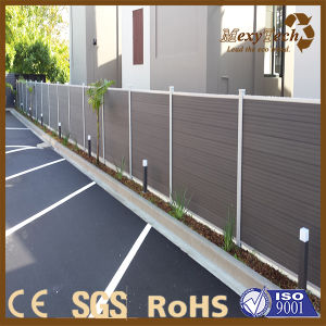 Guangzhou WPC Composite Flexible Fence for Office Application pictures & photos