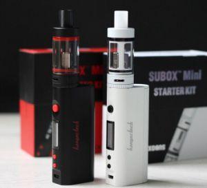 Subox Mini Kit E Cigarette Mod Kit with Kbox Mod Subtank Mini Wholesale