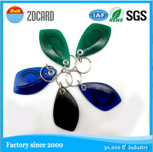 125kHz RFID Key FOB for Access Control pictures & photos