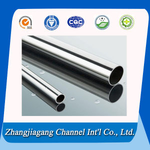 201 202 Stainless Steel Pipe/Tube for Furniture and Decorative pictures & photos