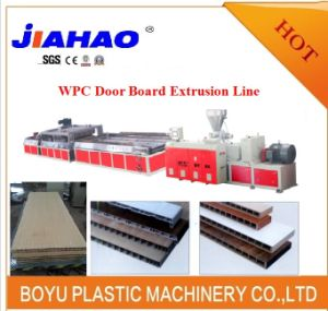 PVC WPC Hollow Door Board Production Line