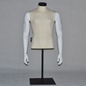 Fiberglass Male Sportwear Mannequin Torso with Black Base pictures & photos