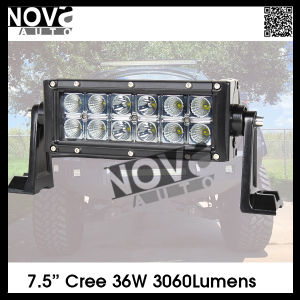 2015 Hot Item! 7.5 Inch 36W CREE Chips 12V/24V LED Driving Lights IP68
