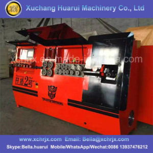 PLC Steel Auto Bending Machine /Stirrup Bender to Cut & Bend in One Operation pictures & photos