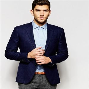 2016 Hot Sale Men′s Customized Fashion Men Blazers Jacket pictures & photos