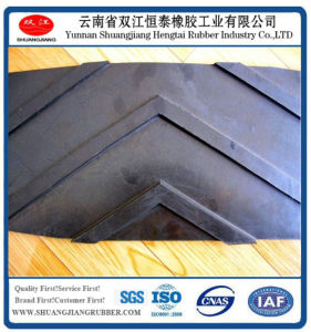 Drive Belt, V Patterned Rubber Conveyor Belt pictures & photos