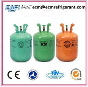 Hcfc Chlorodifluoromethane R22 Gas Refrigerant Also Supply R134A R404A R407c R410A etc. Air Consitioner Gas pictures & photos