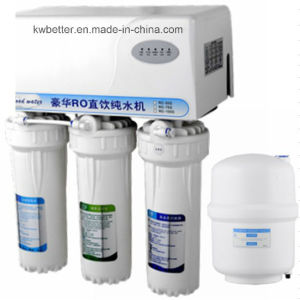 Five Stages RO Purifier Sterilization Peculiar One Touch pictures & photos