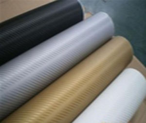 Best Price Air Free Carbon Fiber Vinyl with Good Quality pictures & photos