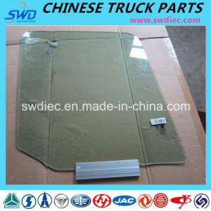 Right Door Window for Sinotruk HOWO Truck Spare Part (Wg1642330061)