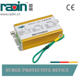 Signal Surge Protective Device, Lightning Arrester for Network pictures & photos