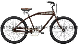 Mens Beach Cruiser Bike/Adult Beach Cruiser Bike/New Design Beach Cruiser Chopper Bike pictures & photos