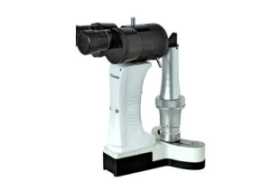 Binocular Handheld Slit Lamp Microscope (AMYZ-3) pictures & photos