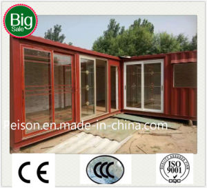 Low Cost Portable Prefabricated/Prefab Mobile Coffee Bar/House pictures & photos