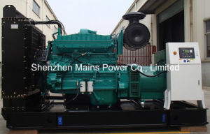 500kVA Standby Rate Power Cummins Diesel Generator Set pictures & photos