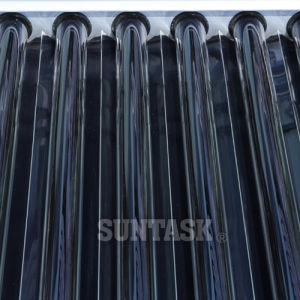 Suntask New Style Heat Pipe CPC Reflector Solar Collector (SHC18) pictures & photos