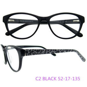2016 Ready Made New Eyeglass Acetate Optical Frames for Lady Ce FDA Approved No MOQ pictures & photos