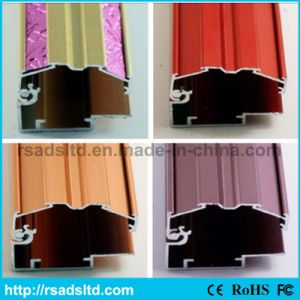 Anodized LED Picture Frame Aluminum Profile pictures & photos