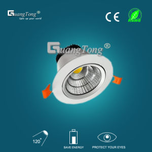 Made-in-China COB Downlight LED Lighting 7W/9W Aluminum Light pictures & photos