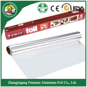 Disposable Aluminum Foil for Food Packaging pictures & photos