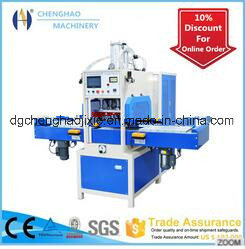 High Frequency Shoe Upper Welding Machine for Sport Shoe Footwear Welding, Ce Approved pictures & photos