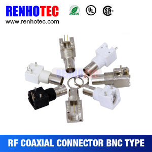 Right Angle PCB RF Jack Plastic Female Connectors BNC pictures & photos