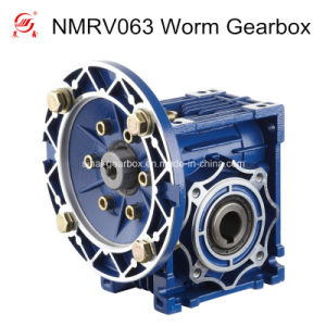 Nmrv063 Worm Gearbox Speed Reducer Supply pictures & photos
