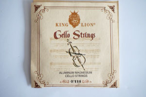 King Lion Brand Cello String for Sale OEM ODM Provided pictures & photos