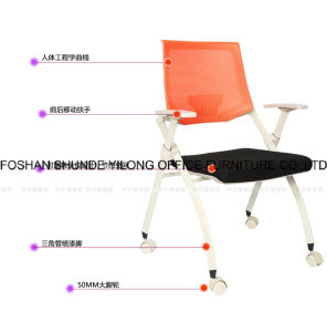 Chair Training Chair with Writing Tablet Stackable Conference Tablet Chair Wholesale pictures & photos