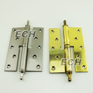 Iron Flag Detachable Door Hinge for Door and Window (H011) pictures & photos