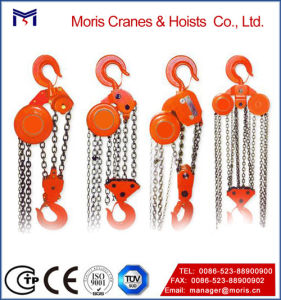 Manual Chain Hoisting Machinery pictures & photos