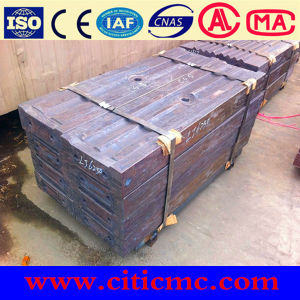 Crusher Blow Bars Water-Glass Sand Casting or Lost Form Casting pictures & photos
