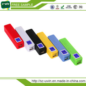 2600mAh USB Portable Power Bank Charger for Mobile Phone pictures & photos