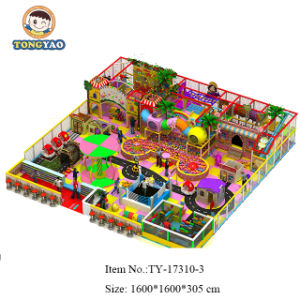 Luxurious Toddlers Indoor Playground Indoor (TY-17006) pictures & photos