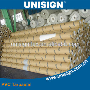 High Tensile Waterproof PVC Coated Fabric pictures & photos