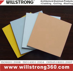 Various Color Aluminum Composite Panel for Decoration pictures & photos