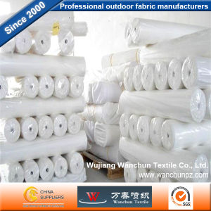 210t Taffeta Polyester Grey Dying Fabric 56GSM pictures & photos