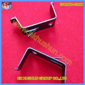 Precision Sheet Stamping Metal Bracket, Metal Shelf Bracket (HS-LC-021) pictures & photos